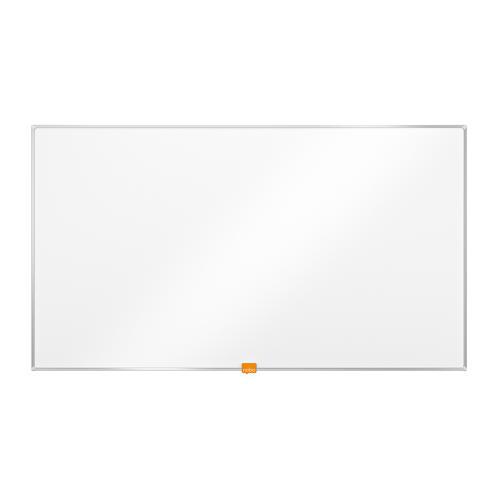 Nobo Whiteboard Widescreen 40 Inch Nano Clean Magnetic W890xH500 White Ref 1905297