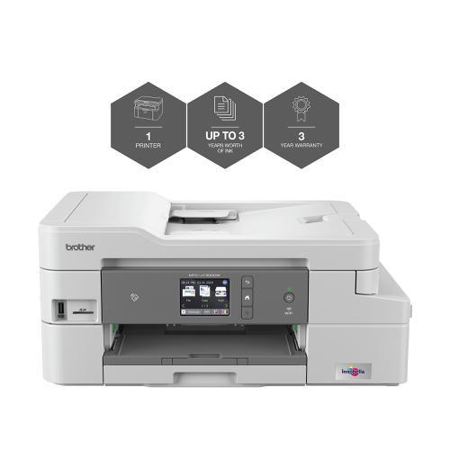 Brother MFCJ1300DW All-in-Box Inkjet Printer Ref MFCJ1300DWZU1