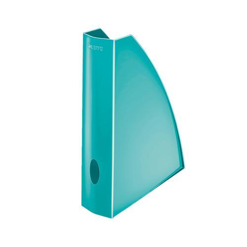 Leitz WOW Magazine File A4 Ice Blue Ref 52771051