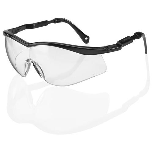 B-Brand Colorado Safety Spectacles Clear Ref BBCS [Pack 10] *Up to 3 Day Leadtime*