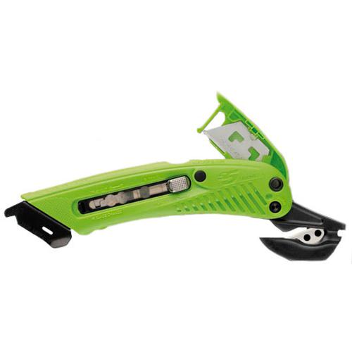 Pacific Handy Cutter S5 Safety Cutter for Right Handed Users Green Ref S-5R *Up to 3 Day Leadtime*