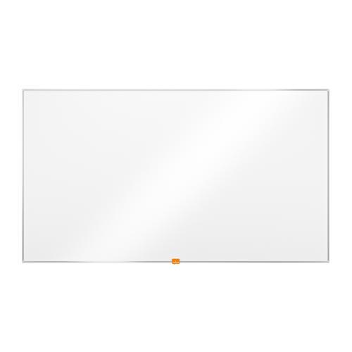 Nobo Widescreen 70 inch Whiteboard Nano Clean Magnetic Steel 1550x870mm Ref 1905299