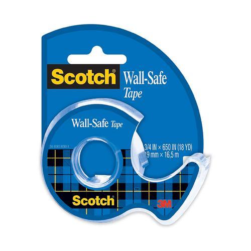 Scotch Wall-Safe Tape 19mmx16.5m Ref WST1965