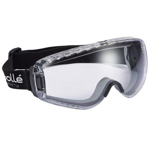 Bolle Pilot Goggle Platinum Ref BOPILOPSI [Pack 5] *Up to 3 Day Leadtime*