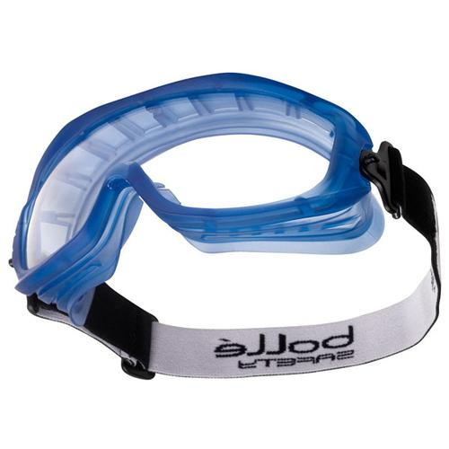 Bolle Atom Goggle Platinum Clear Ref BOATOAPSI [Pack 5] *Up to 3 Day Leadtime*
