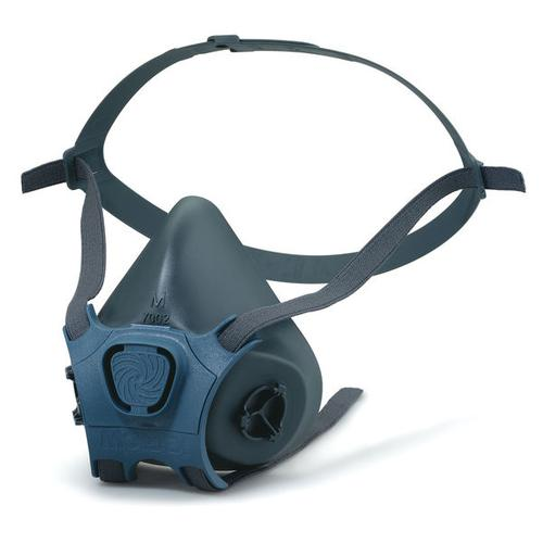 Moldex Mask Body Lightweight Small Grey Ref M7001 *Up to 3 Day Leadtime*