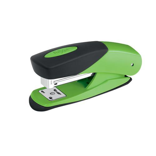 Rexel Matador Half Strip Stapler Throat 50mm Green Ref 2115687