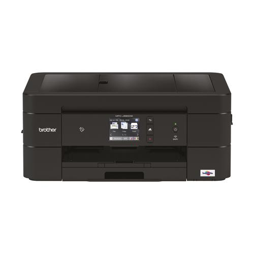 Brother MFCJ890DW Multifunction Inkjet Printer Ref MFCJ890DWZU1