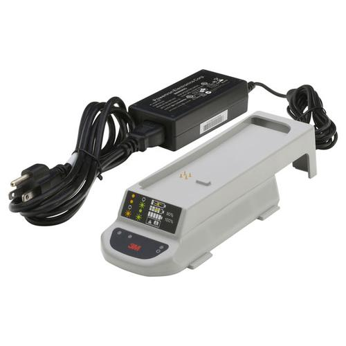 3M Single Station Battery Charger for TR-300 PAPR Grey Ref 3MTR341UK *Up to 3 Day Leadtime*