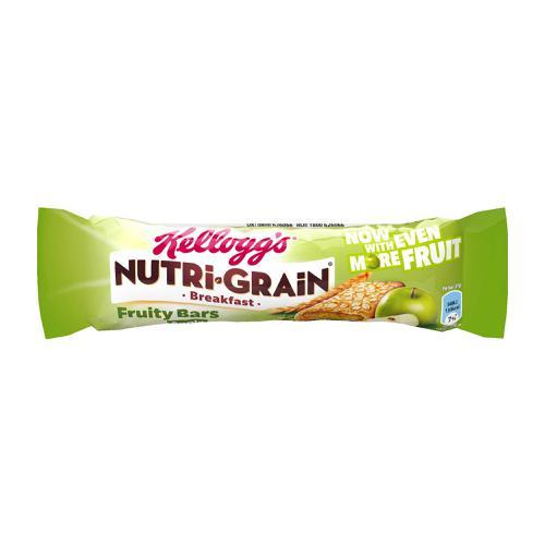 Nutri-Grain Breakfast Bar Apple 37g Ref 5008318668 [Pack 25]