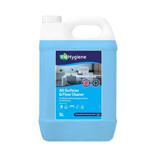 BioHygiene All Surfaces & Floor Cleaner 5L Ref BH178