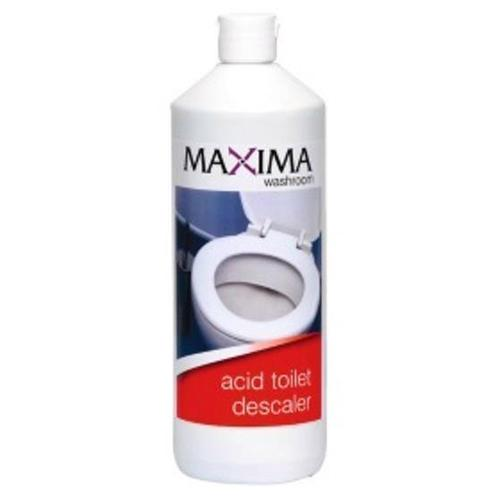 Maxima Toilet Cleaner & Descaler 1 Litre Ref 1009001