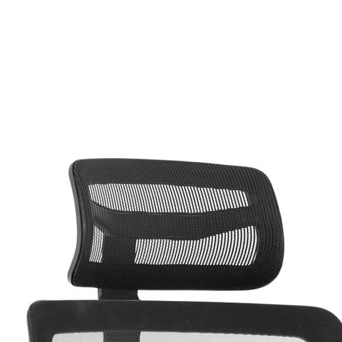 Image for Trexus Ergo Twist Click Mesh Headrest Black Ref AC000040