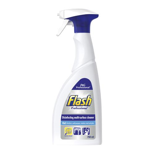 Flash Professional Disinfectant Multi Surface Spray 750ml Ref C001848