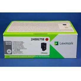 Lexmark XC4150 Laser Toner Cartridge Page Life 13000pp Magenta Ref 24B6718