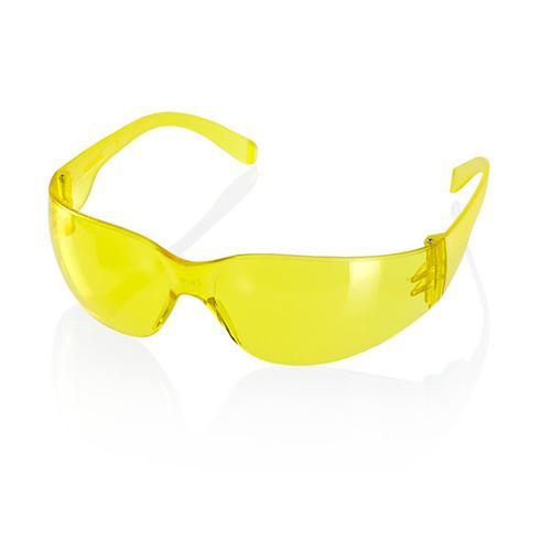 Click Traders Ancona Spectacles Yellow Ref CTASS2Y [Pack 10] *Up to 3 Day Leadtime*