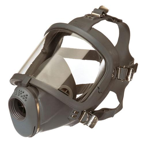 Scott Safety Sari Full Face Mask Adjustable Harness Grey Ref 5511680 *Up to 3 Day Leadtime*