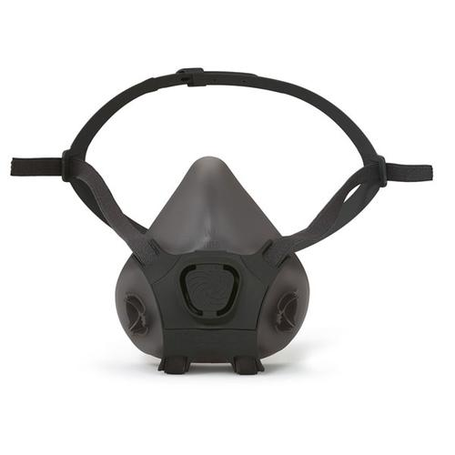 Moldex Silicone Half Mask Lightweight Medium Black Ref M7005 *Up to 3 Day Leadtime*