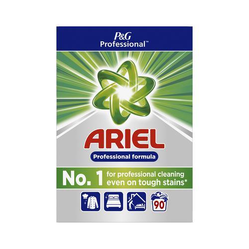 Ariel Professional Washing Powder Deep Cleaning 90 Washes Ref 75108