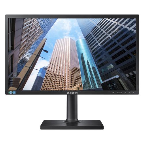 Samsung 27inch Full HD Monitor Height Adjustable Up To 130mm Ref LS27E45KBH/EN