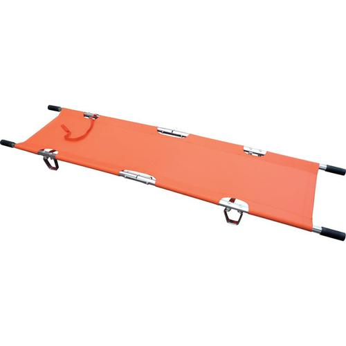 Click Medical Two Fold Stretcher Lightweight with Carrying Bag Orange Ref CM1124 *Up to 3 Day Leadtime*