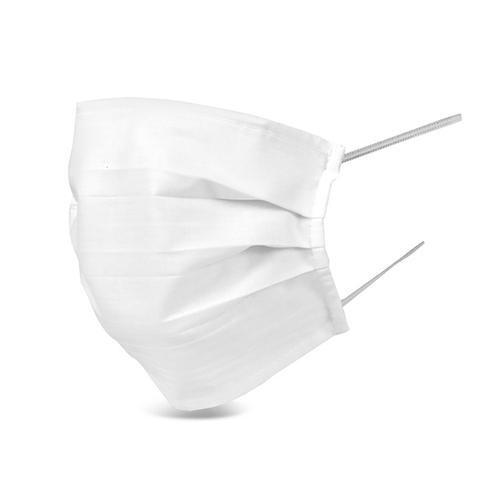 Washable Reusable Anti Microbial Cotton Face Mask [Pack 10]
