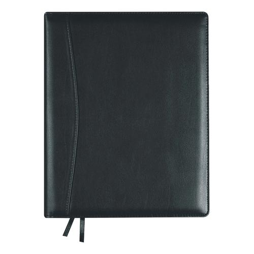 Collins 2021 Elite Executive Diary Day to Page Wirobound 164x246mm Black Ref 1100V 2021