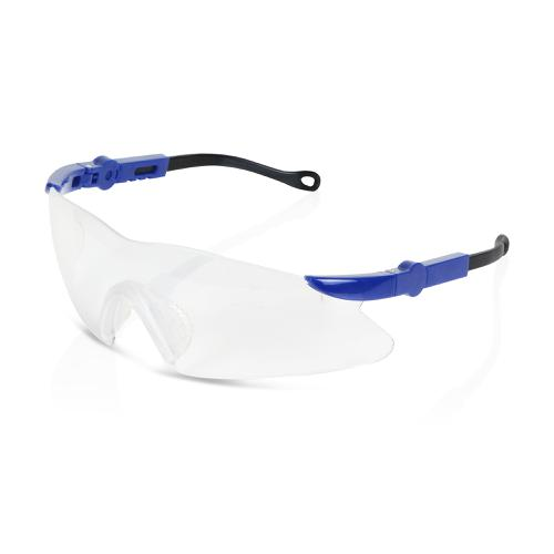 B-Brand Texas Safety Spectacles with Adjustable Side Arms Clear Ref BBTXS * Up to 3 Day Leadtime*