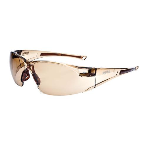Bolle Rush Safety Glasses Twilight Ref BORUSHTWI [Pack 10] *Up to 3 Day Leadtime*