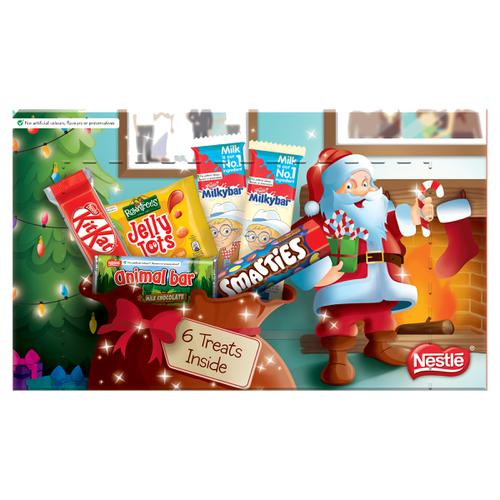Nestle Kids Medium Selection Box Assorted Packs Ref 12310859