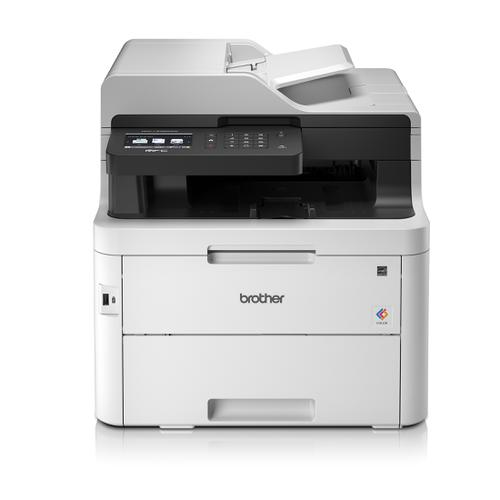 Brother MFC-L3750CDW Colour Laser Printer 4-in-1 LED Display Ref MFC-L3750CDW