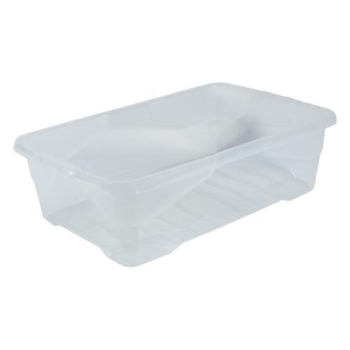 Strata Curve Box 30 Litre Clear Ref XW201B-CLR
