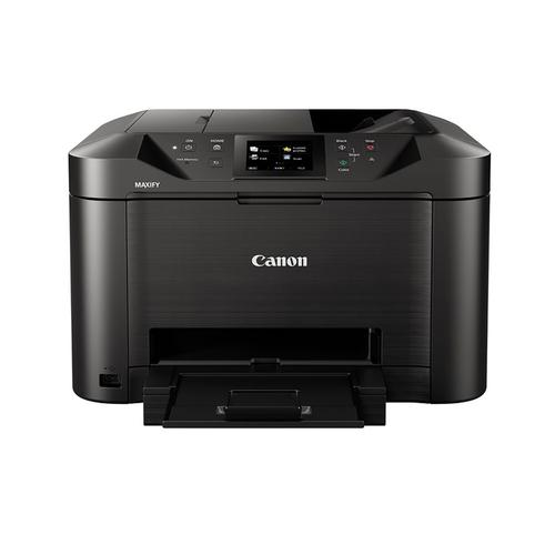 Canon Maxify MB5155 Multifunction Inkjet A4 Printer Black Ref 0960C028