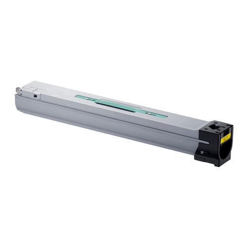 Samsung CLT-Y806S Laser Toner Cartridge Page Life 30000pp Yellow Ref SS728A