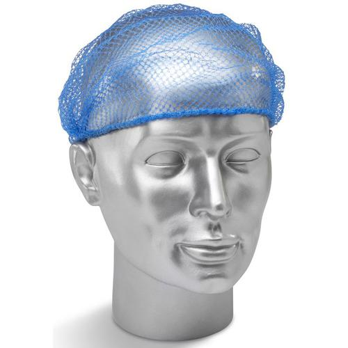 Click Once Disposable Hairnet Blue Ref DHB [Pack 144] *Up to 3 Day Leadtime*