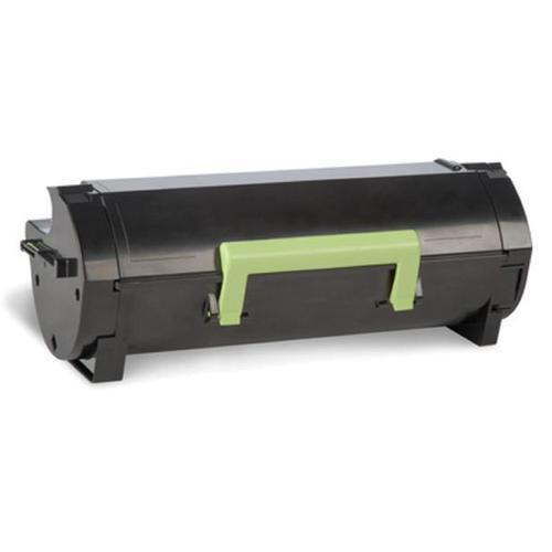 Lexmark 502U Laser Toner Cart Return Programme Ultra High Yield Page Life 20000pp UHY Black Ref 50FU200
