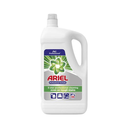 Ariel Professional Liquid Wash 100 Washes 5 Litre Ref 73402