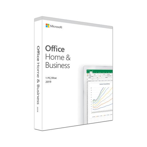 Microsoft Office Home and Business Software 2019 Ref T5D-03216