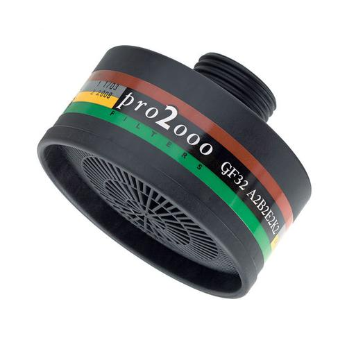 Scott Pro 2000 GF32 ABEK2 Filter 40mm Thread Black Ref 5042979 *Up to 3 Day Leadtime*