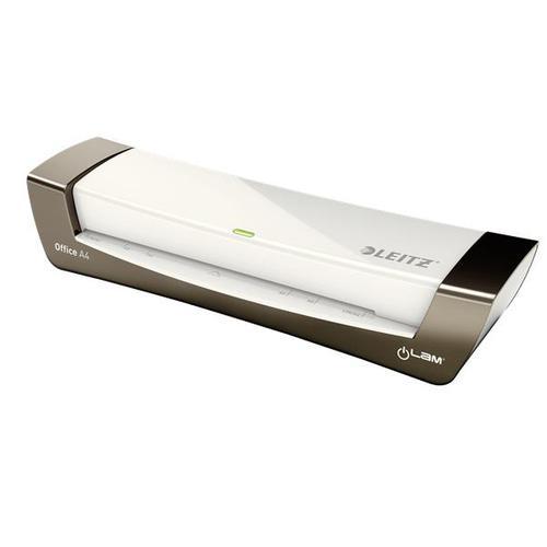 Leitz iLam Office Laminator A4 Silver Ref 72511084
