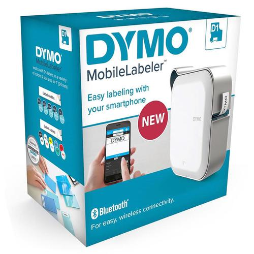 Dymo Mobile Labeller Up to 24mm Silver Ref 1978247