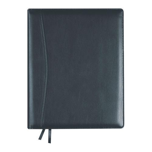 Collins 2021 Elite Manager Diary Week to View Wirobound 190x260mm Black Ref 1190V 2021
