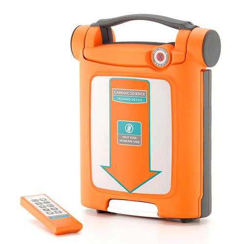 Cardiac Science G5 Defibrillator Training Unit With CPR Ref CM1208 *Up to 3 Day Leadtime*