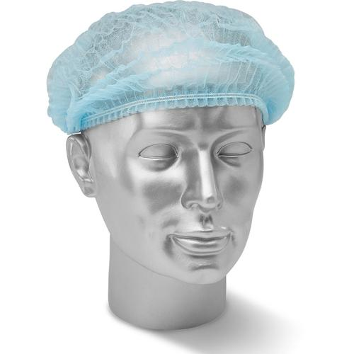 Click Once Disposable Mob Cap Blue Ref DMCB [Pack 1000] *Up to 3 Day Leadtime*