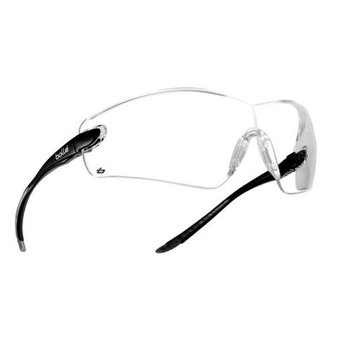 Bolle Cobra Anti Scratch-Fog Safety Glasses Clear Ref BOCOBPSI [Pack 10] *Up to 3 Day Leadtime*