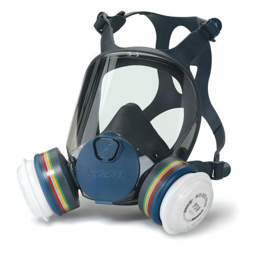 Moldex ABEK1P3 Full Face Mask Lightweight Peripheral Vision Medium Grey Ref M9432 *Up to 3 Day Leadtime*