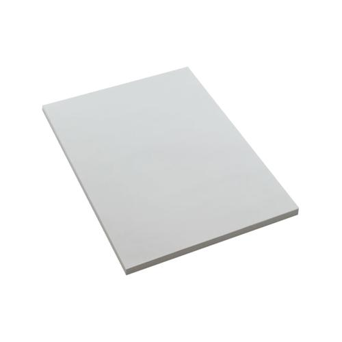 Memo Pads PEFC Accredited Plain 80 Leaf B A6 152x102mm White Ref ES6P [Pack 10]