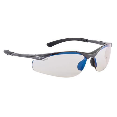 Bolle Contour Platinum Esp Safety Glasses BOCONTESP [Pack 10] *Up to 3 Day Leadtime*