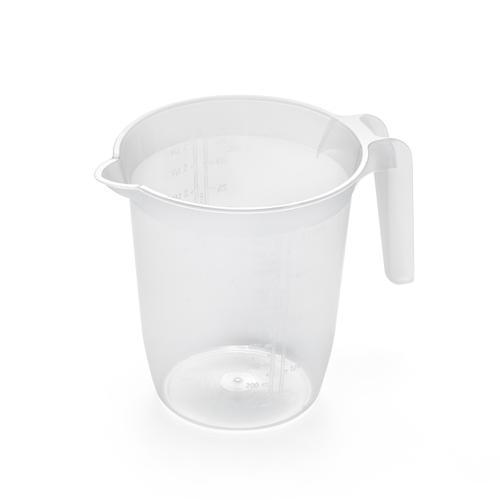 Addis Measuring Jug 1 Litre Plastic Clear Ref 518006