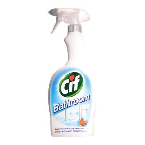 Cif Bathroom Spray 700ml Ref 83905